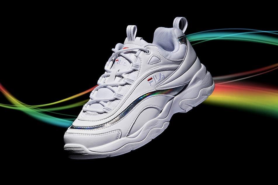 0ce456e26 FILA Debuts New Chunky Dad Shoe, the FILA Ray | HYPEBAE