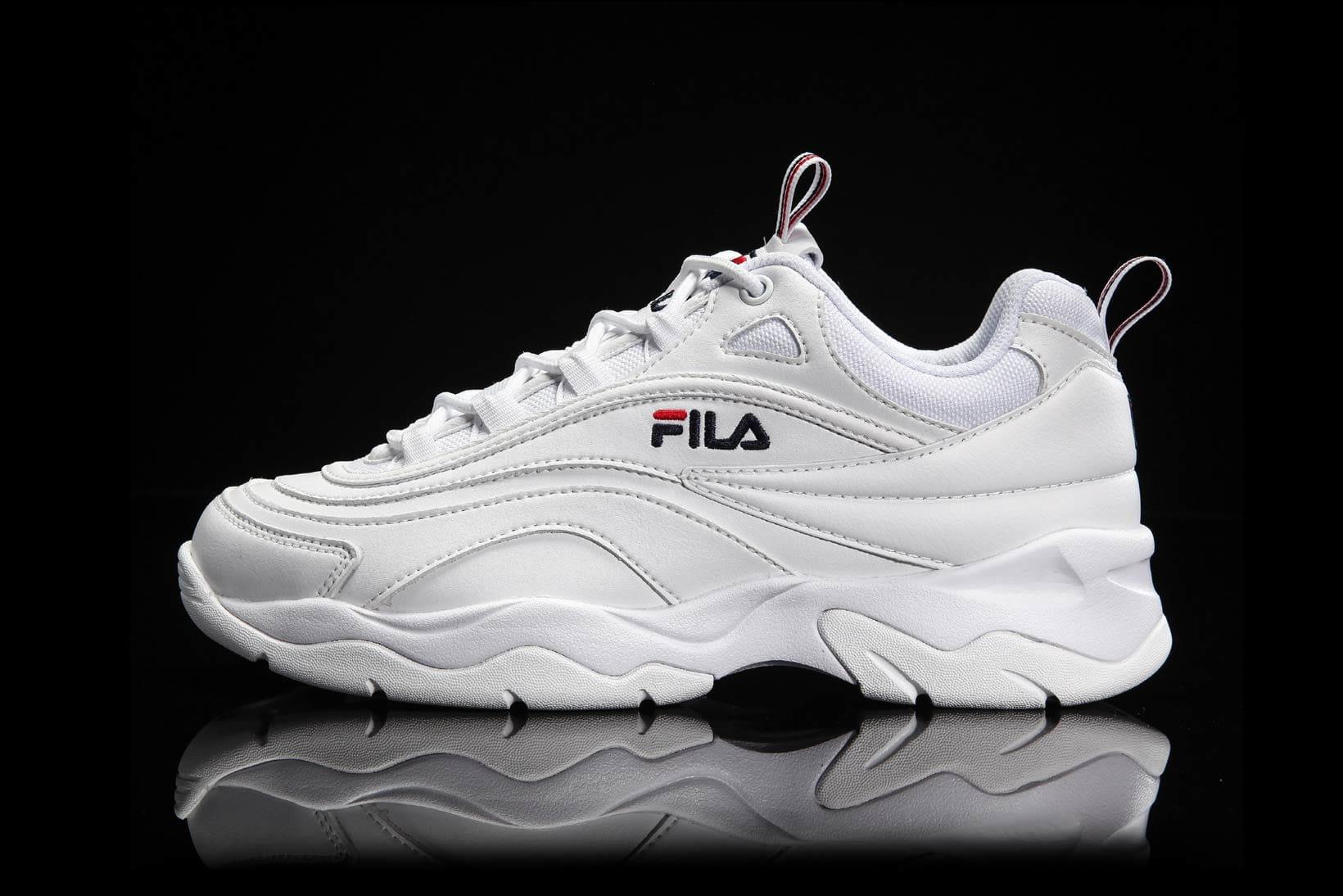 Chunky Dad Shoe, the FILA Ray