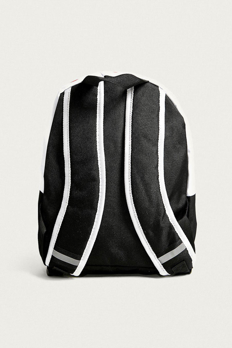 FILA Urban Outfitters Street Small Backpack Black Logo Bag