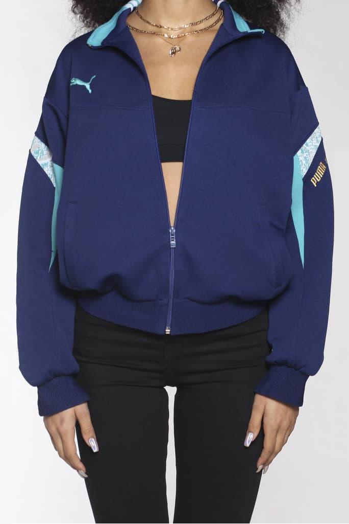 Frankie Collective Vintage Rework Champion Track Jacket Kappa adidas Nike PUMA Reebok