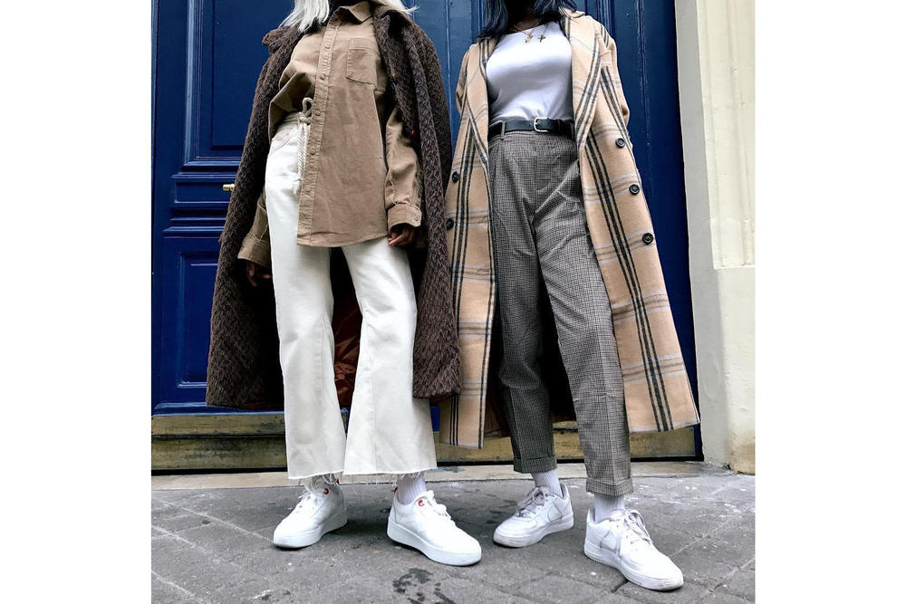 Get the HYPEBAE Look Trench Coat Jacket Winter Fall Outfit Look Styling Calvin Klein Mulberry Nike A Cold Wall Fenty Beauty
