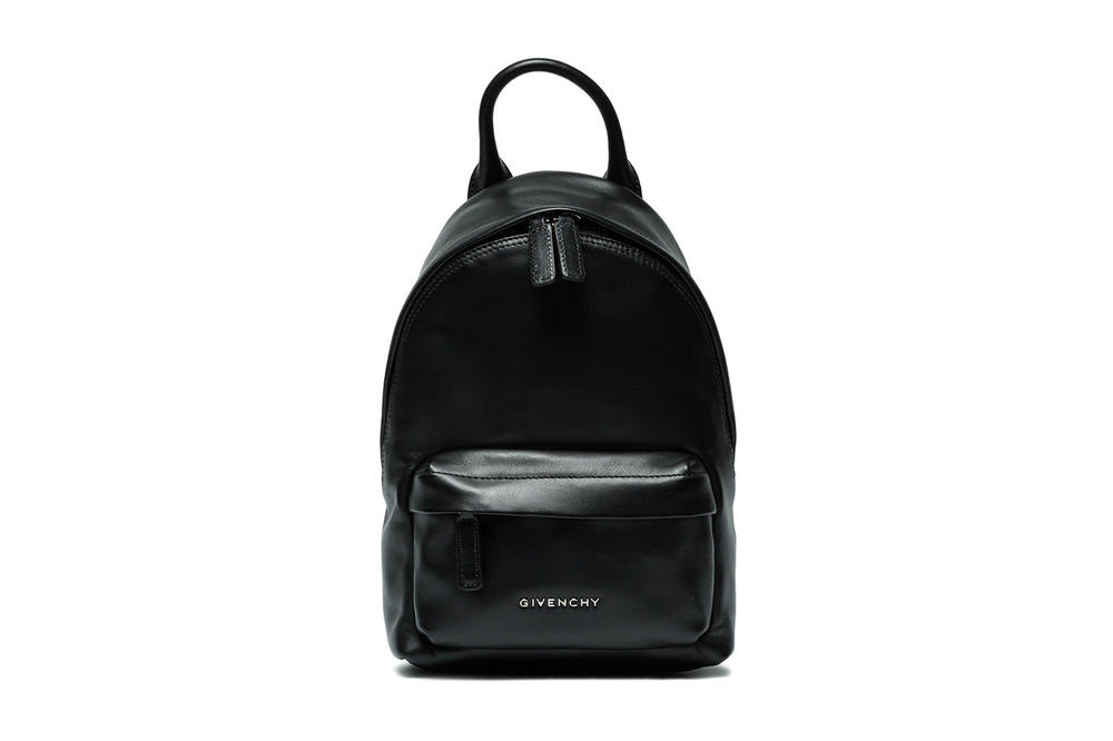 Givenchy Releases Black Nano Leather Backpack | HYPEBAE