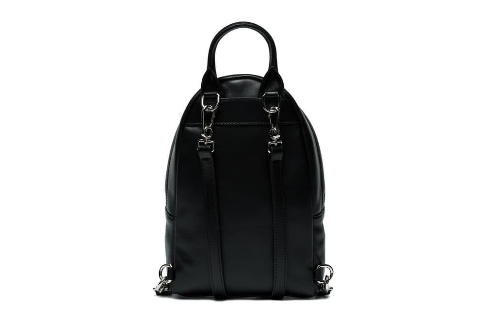 Givenchy nano leather backpack black mini browns brownsfashion.com