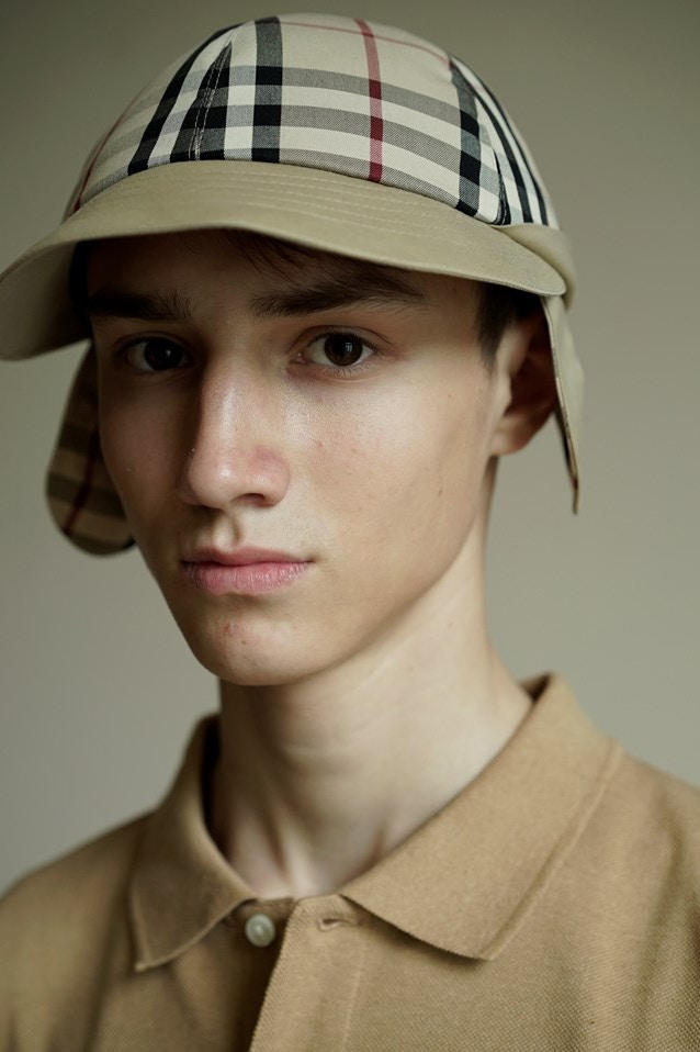Gosha Rubchinskiy Burberry Collaboration Collection Nova Check Pattern Sportswear Limited Edition Capsule