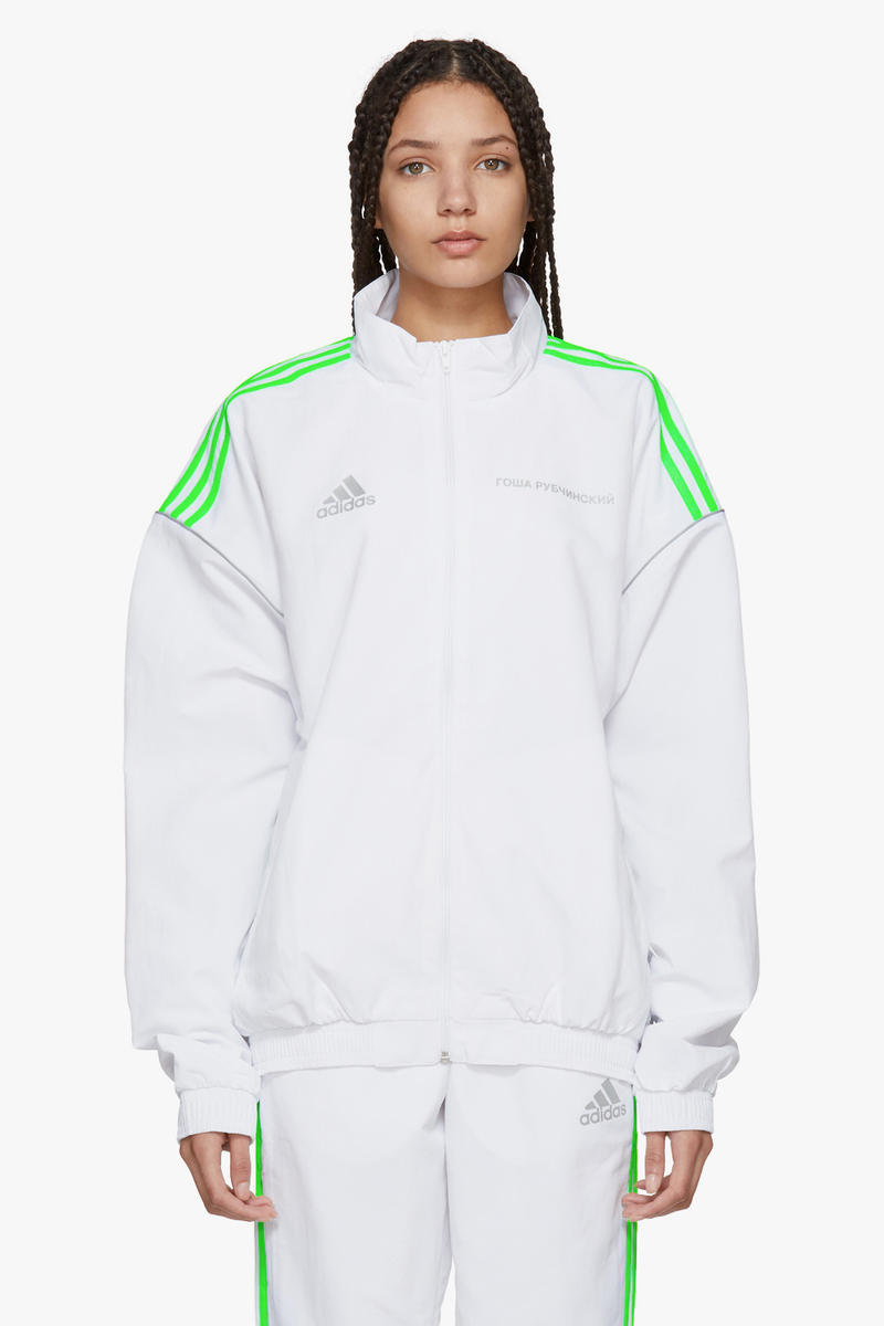 gosha rubchinskiy adidas originals neon collection