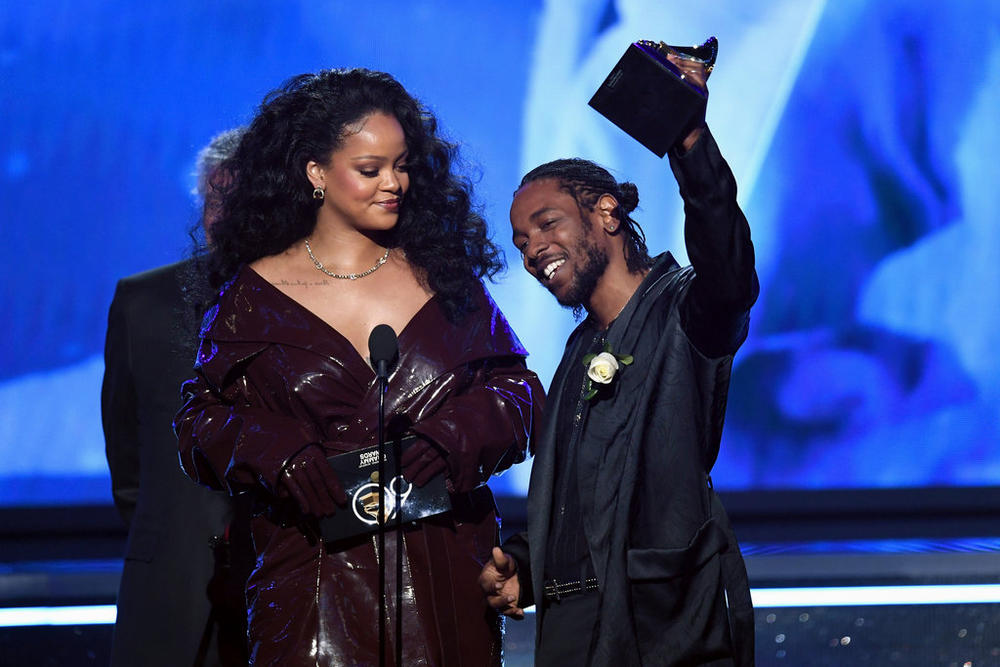 Full List of 2018 Grammy Award Winners Kendrick Lamar Rihanna Bruno Mars Lady Gaga Alessia Cara Cardi B