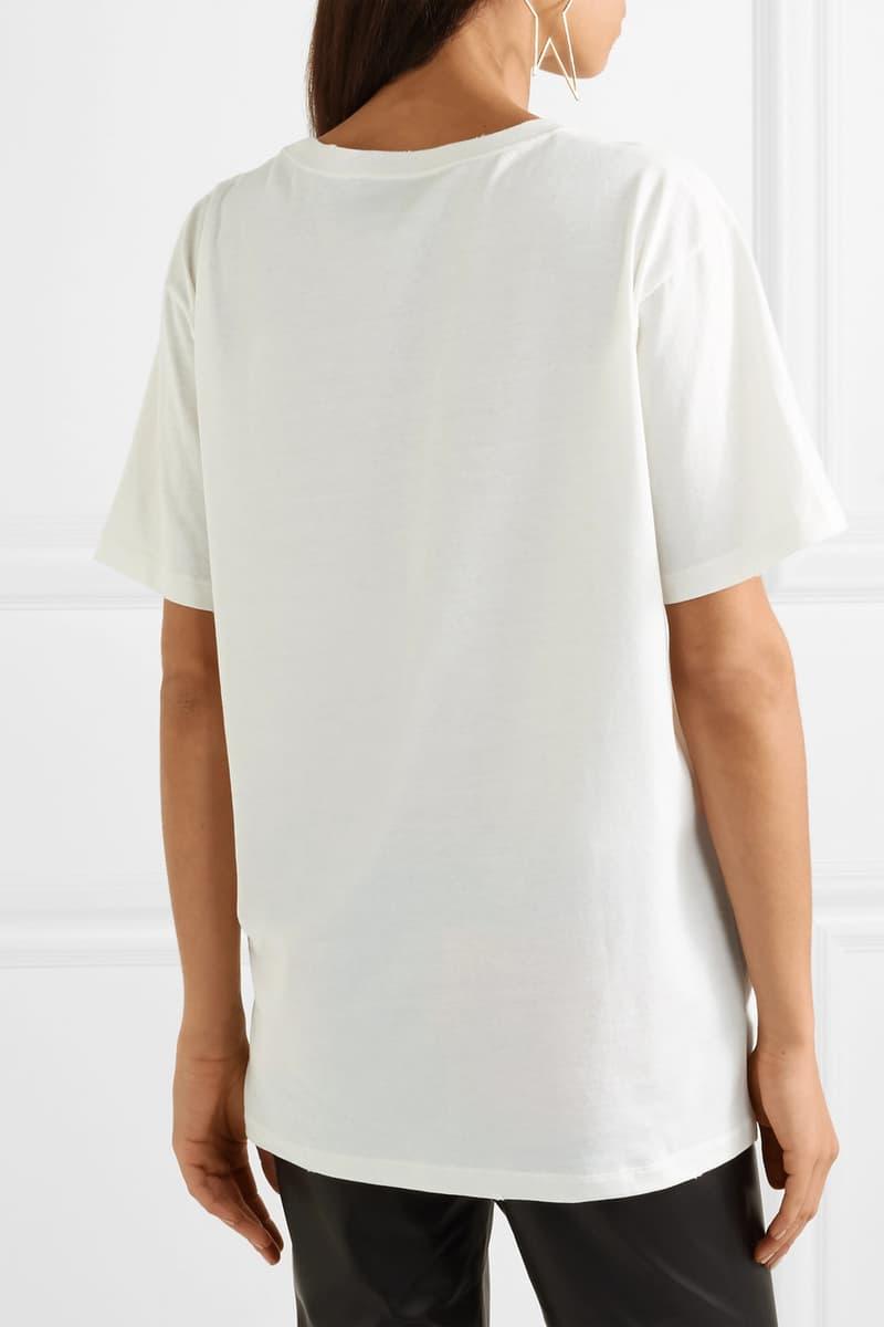 Gucci Logo T-Shirt Roaring Tiger Animal Print Bold Iconic Classic