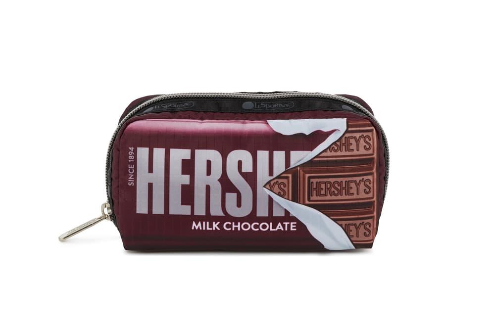 Hershey LeSportsac Chocolate Rectangular Cosmetic