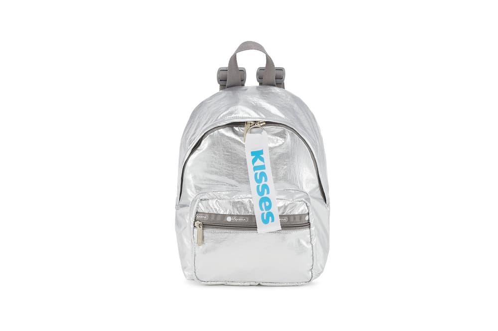 Hershey LeSportsac Silver Cruising Backpack