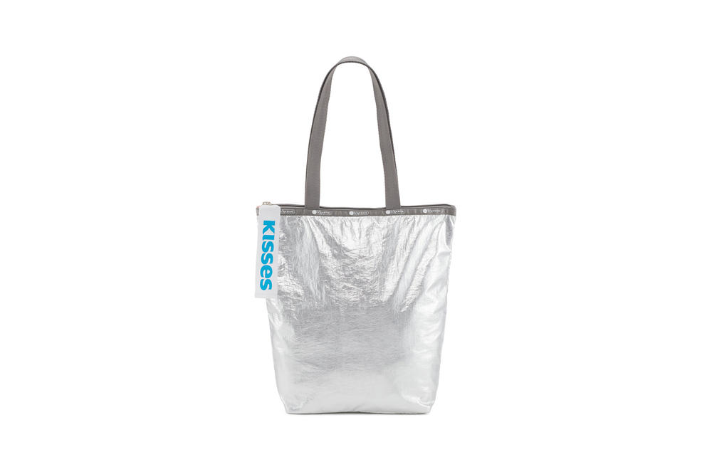 Hershey LeSportsac Silver Daily Tote
