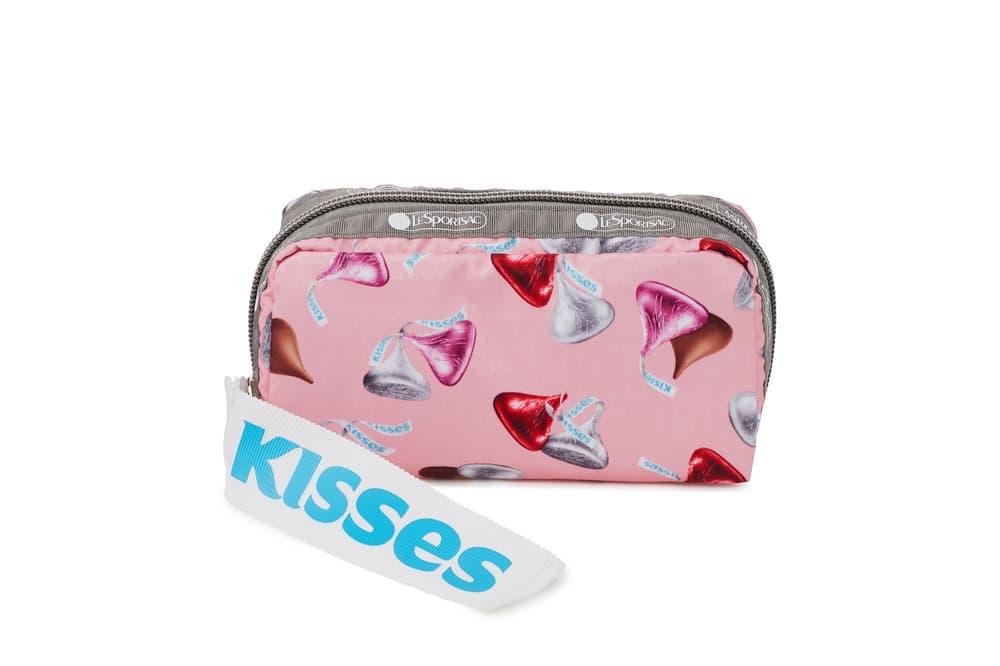 Hershey LeSportsac Kiss Rectangular Cosmetic