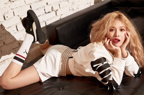 ce819b57ba K-Pop Queen HyunA Fronts PUMA s Latest
