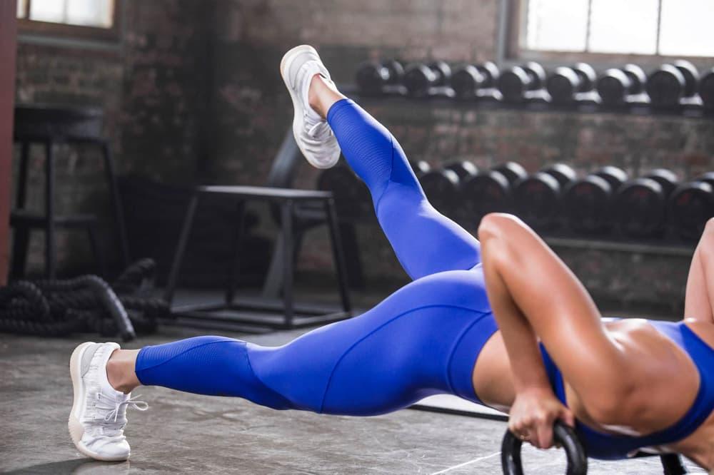 Karlie Kloss adidas Alphaskin Apparel
