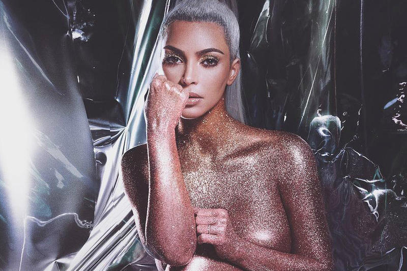 Kim Kardashian KKW Fragrance New Perfume Teaser Beauty Cosmetics Scent