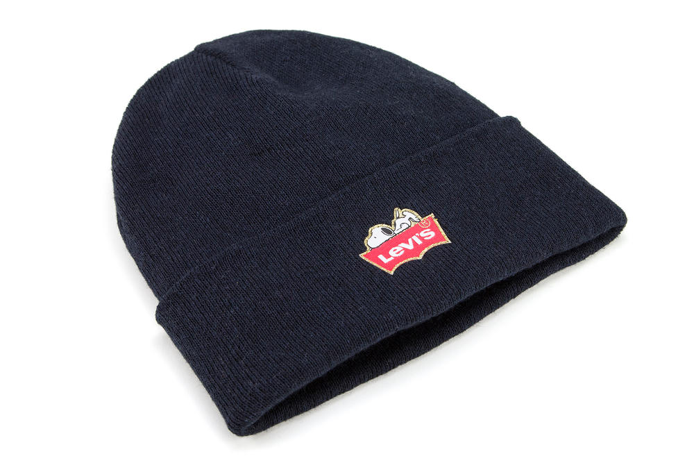 Levis Peanuts Snoopy Year of the Dog Collaboration Beanie