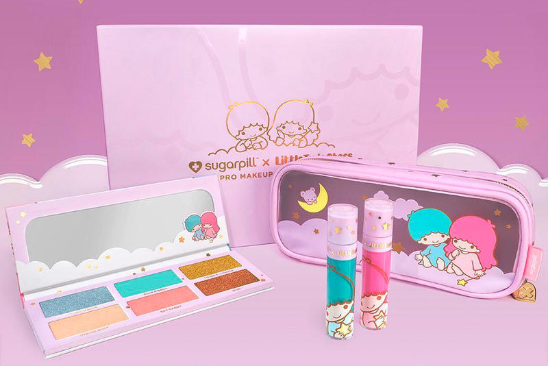 ab89164a7 Feast Your Eyes on Little Twin Stars x Sugarpill's Makeup Collection