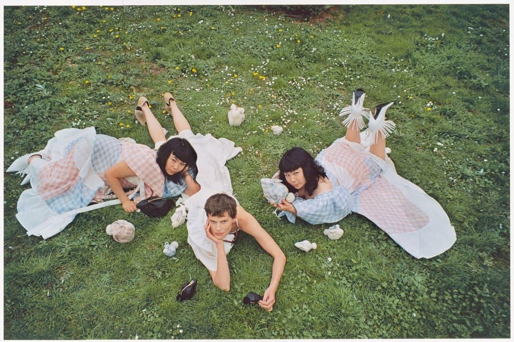 LOEWE Fumiko Amano Japanese Artist Editorial Spring Summer 2018 Collection Jonathan Anderson Photography Art Paris
