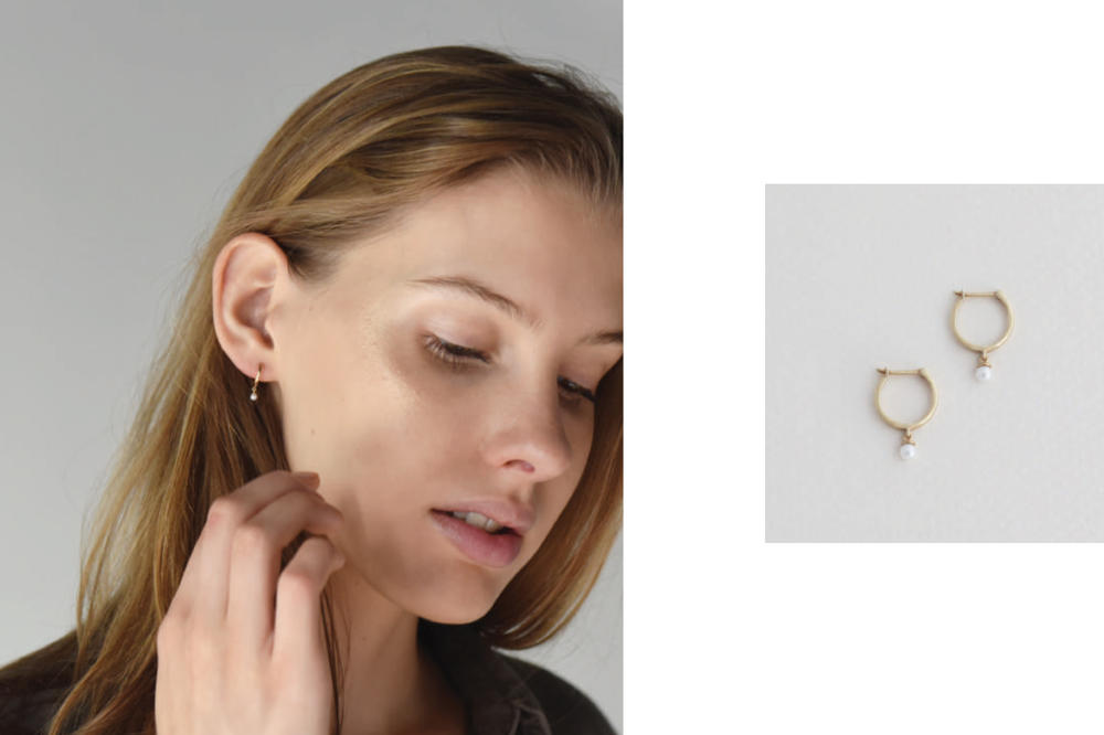 Mejuri Valentines Day Lookbook Jewelry Accessories Necklace Earrings Ring