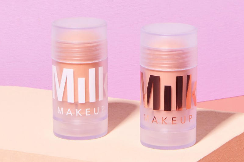 Milk Makeup Milk Luminous Blur Stick Highlighter Beauty Glow Pearlescent Shimmer Primer