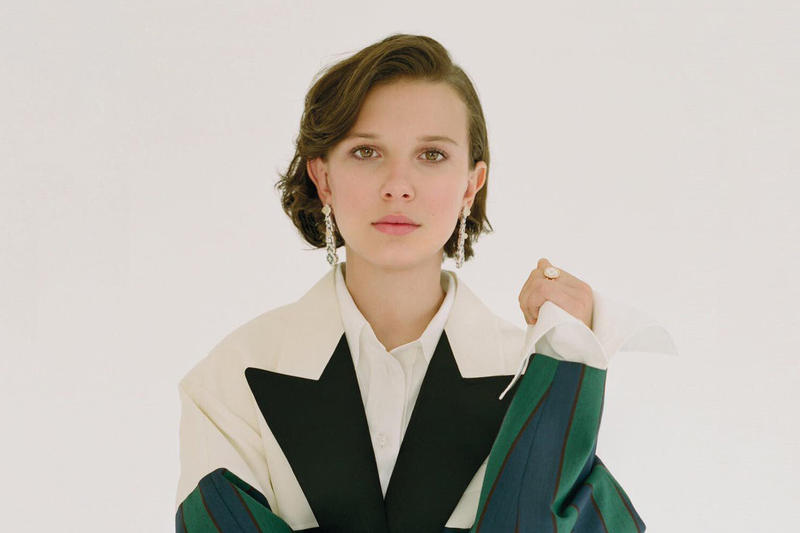 Millie Bobby Brown Sherlock Holmes Enola Holmes Series TV Movies Detective Mystery Acting Directing Debut