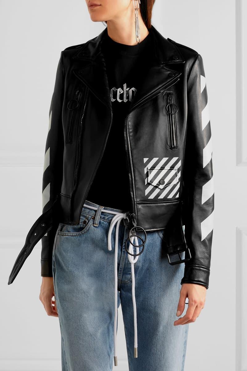 Net-a-porter clearance Sale Off-white Vetements y/project Victoria Beckham Maison Margiela MM6 Designer Sale Discount