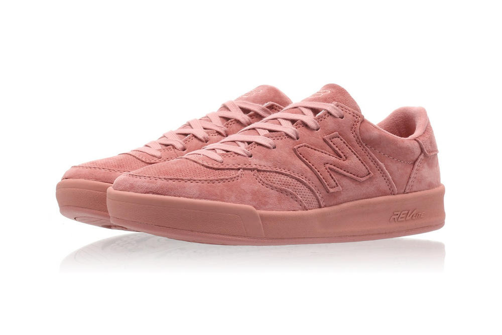 New Balance 300 Sneaker Dusted Peach Pink Rose Women