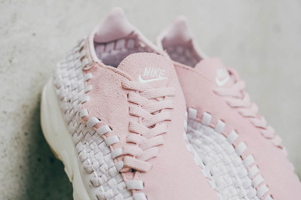 Nike Air Footscape Woven Particle Rose
