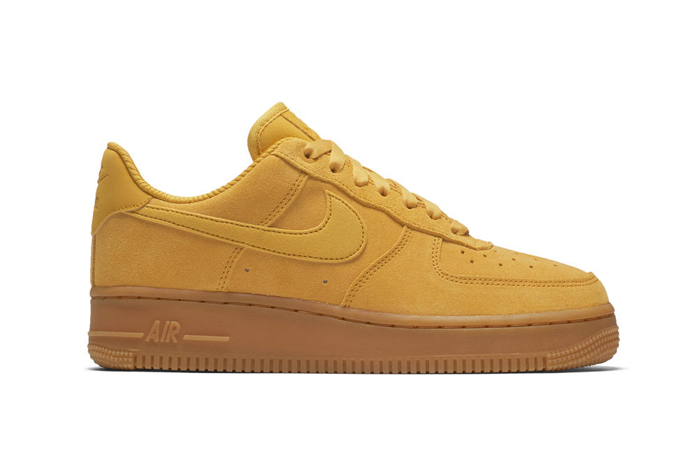 4323eba2d778d Nike Air Force 1 Sneaker Silhouette