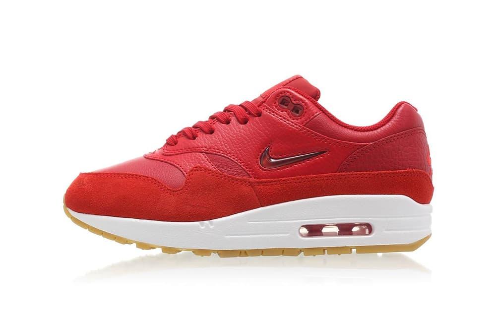 Nike Air Max 1 Premium Gym Red
