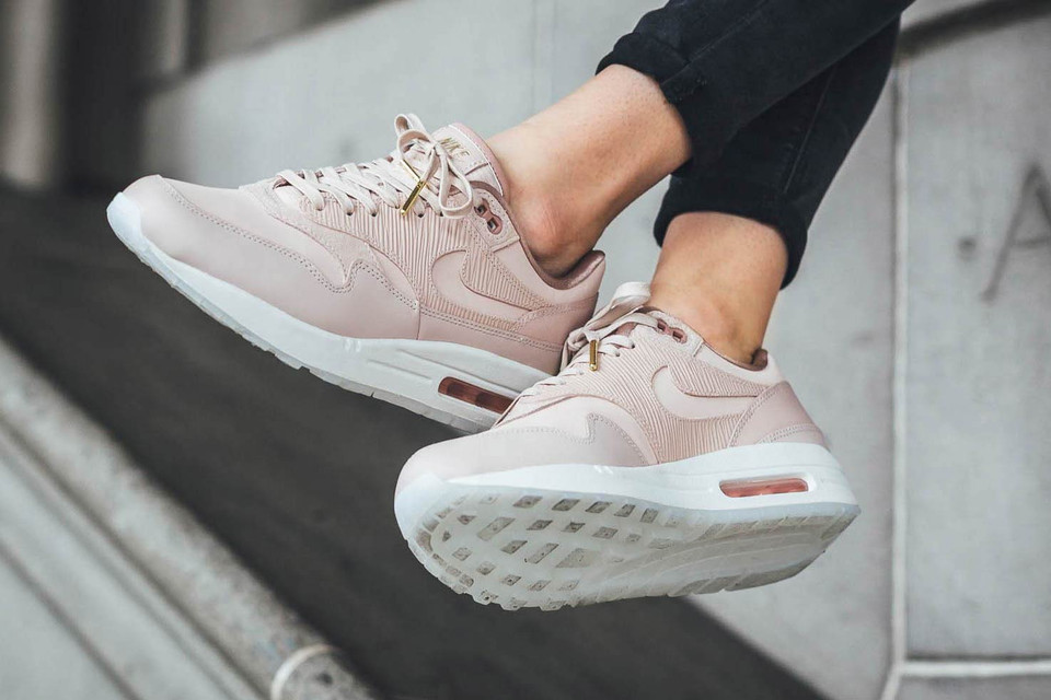new arrivals best service lower price with Shop Nike's Air Max 1 Premium in Particle Beige   HYPEBAE