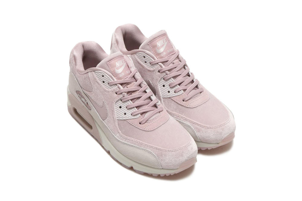 Nike Air Max 90  Particle Rose Gunsmoke