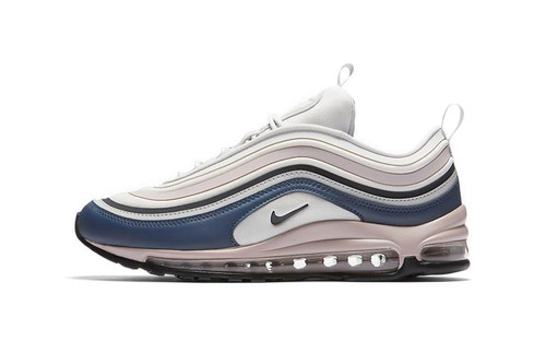 5349660f68d7 Nike Releases an Air Max 97 Ultra Laced in Dreamy Pink and Blue