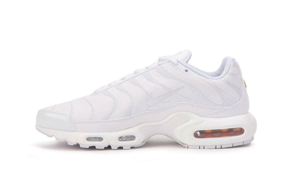 Nike Air Max Plus Triple White