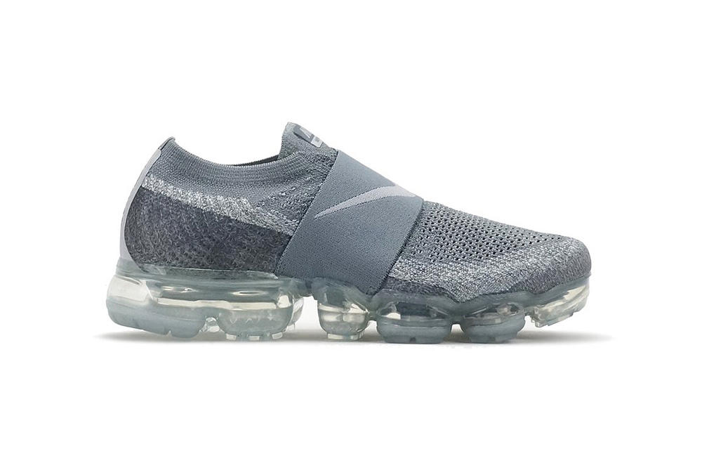 e30f884ec4d87d Nike Releases Air VaporMax Flyknit in Cool Grey