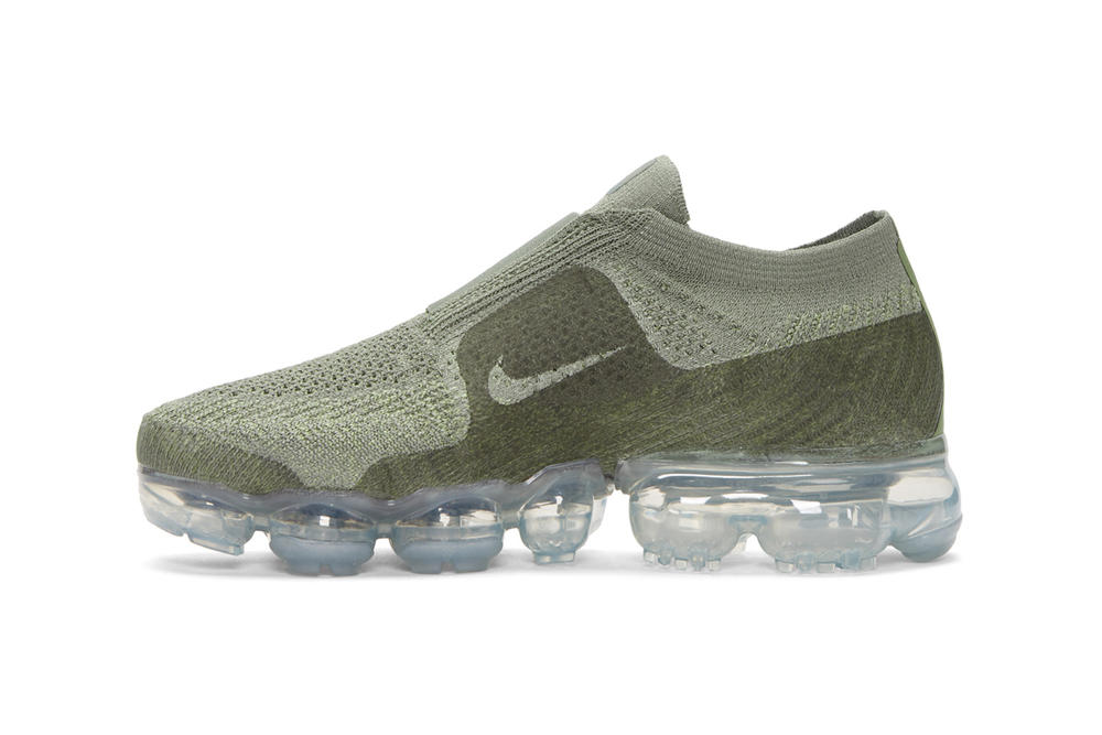 Nike Air VaporMax Flyknit Stucco Grey
