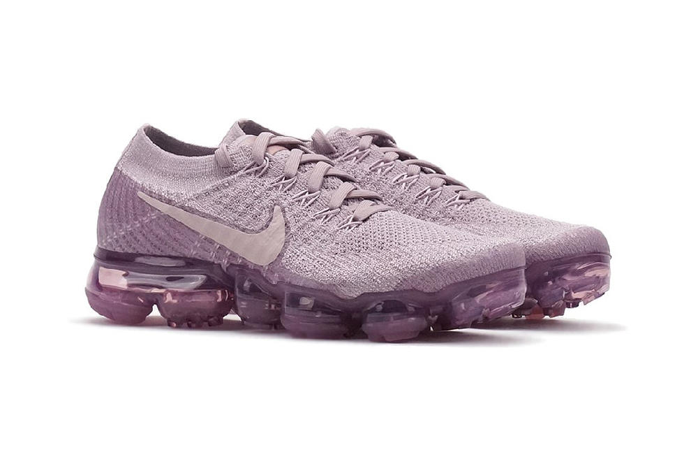 nike air vapormax womens plum fog elemental pink purple sneaker