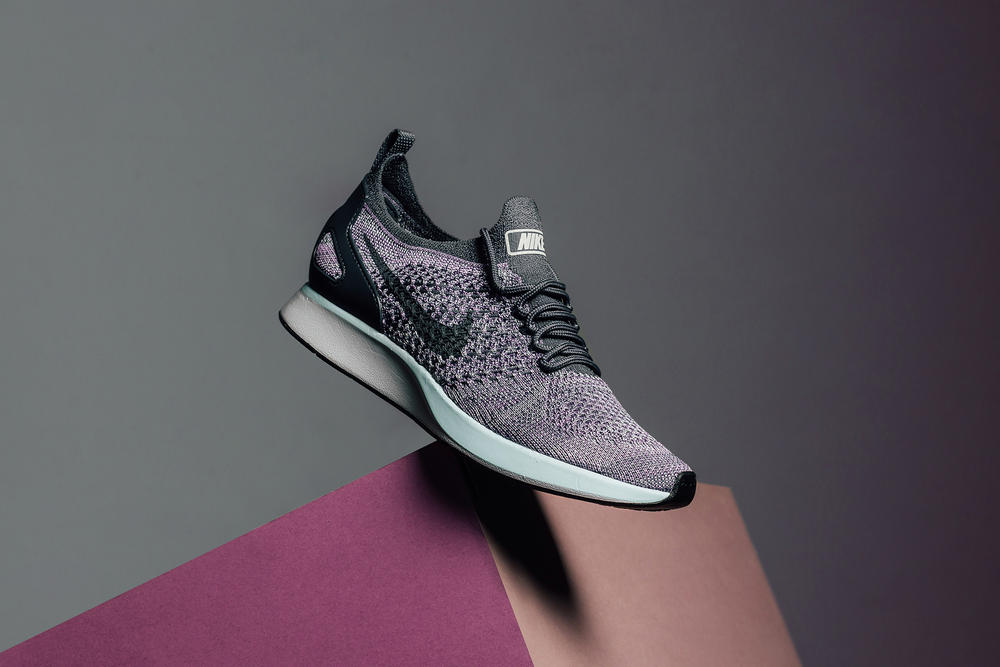 promo code 03707 b44ee Nike Air Zoom Mariah Flyknit Racer Light Carbon. 1 of 3. Feature