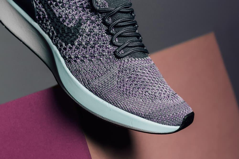 Nike Air Zoom Mariah Flyknit Racer Light Carbon