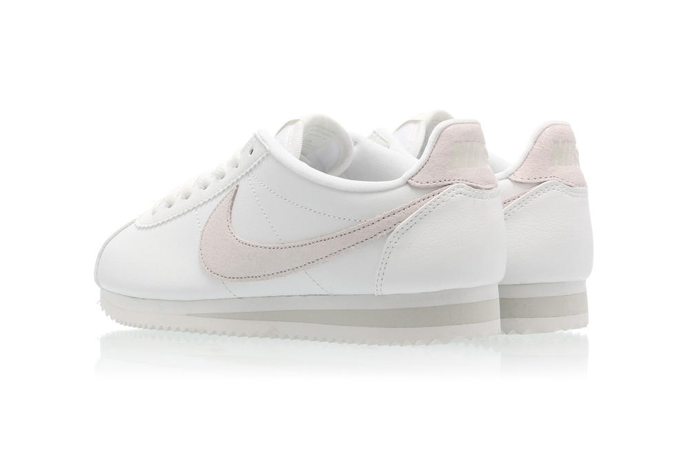 Nike Classic Cortez Premium Summit White Ivory Light Bone