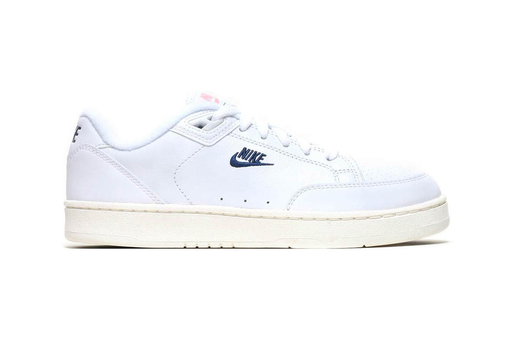 Nike Grandstand II Particle Rose White/Navy