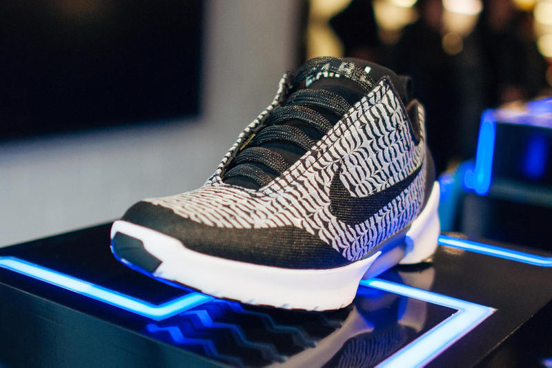 Nike hyperadapt 1.0 sneaker launch mag back to the future self lacing shoe stephanie au hong kong