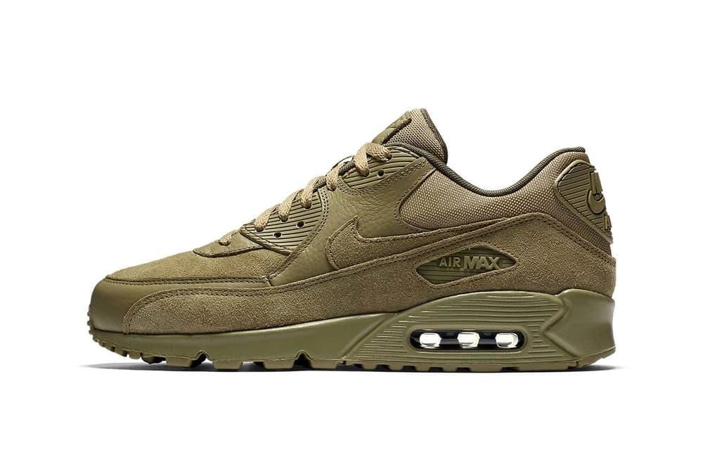 Nike Air Max 90 95 Premium Olive Khaki