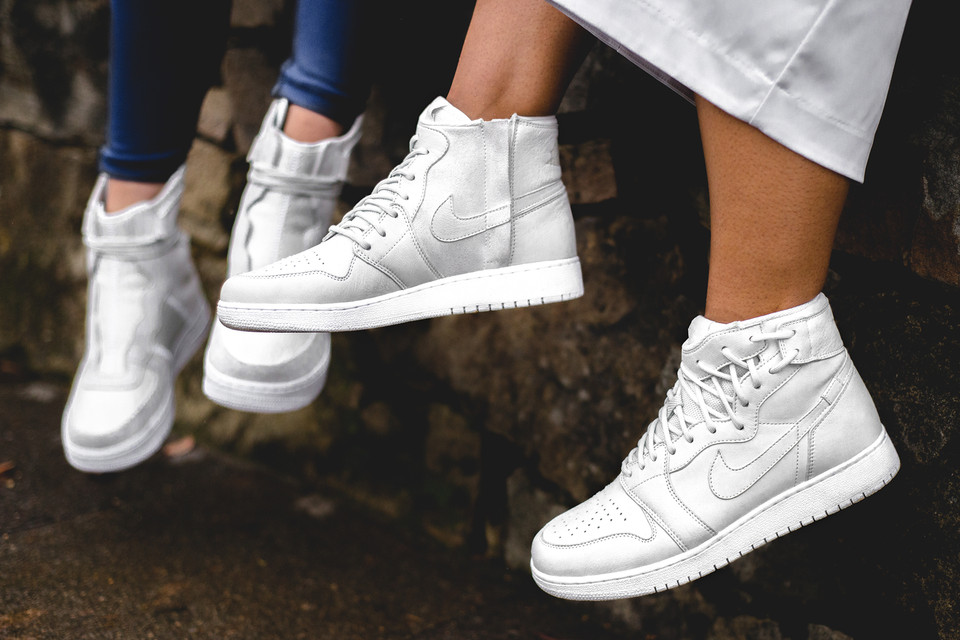 online store 8b122 885b5 On-Feet Look at Nike's The 1 Reimagined: REBEL | HYPEBAE