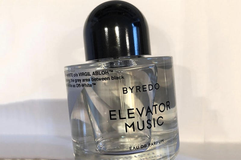 Off-White™ byredo Elevator Music Fragrance Perfume
