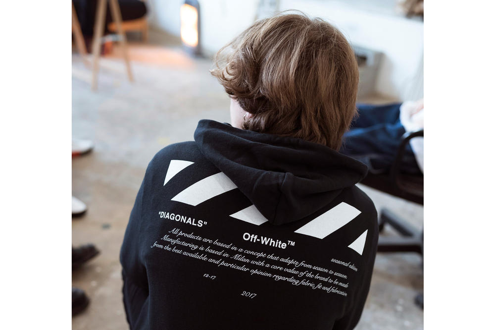 Off-White Virgil Abloh For All Affordable Capsule Collection