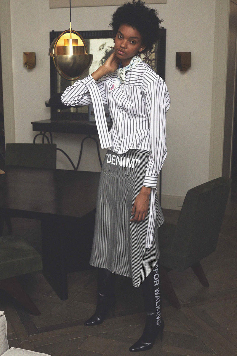 Off White Virgil Abloh Pre Fall 2018 Collection