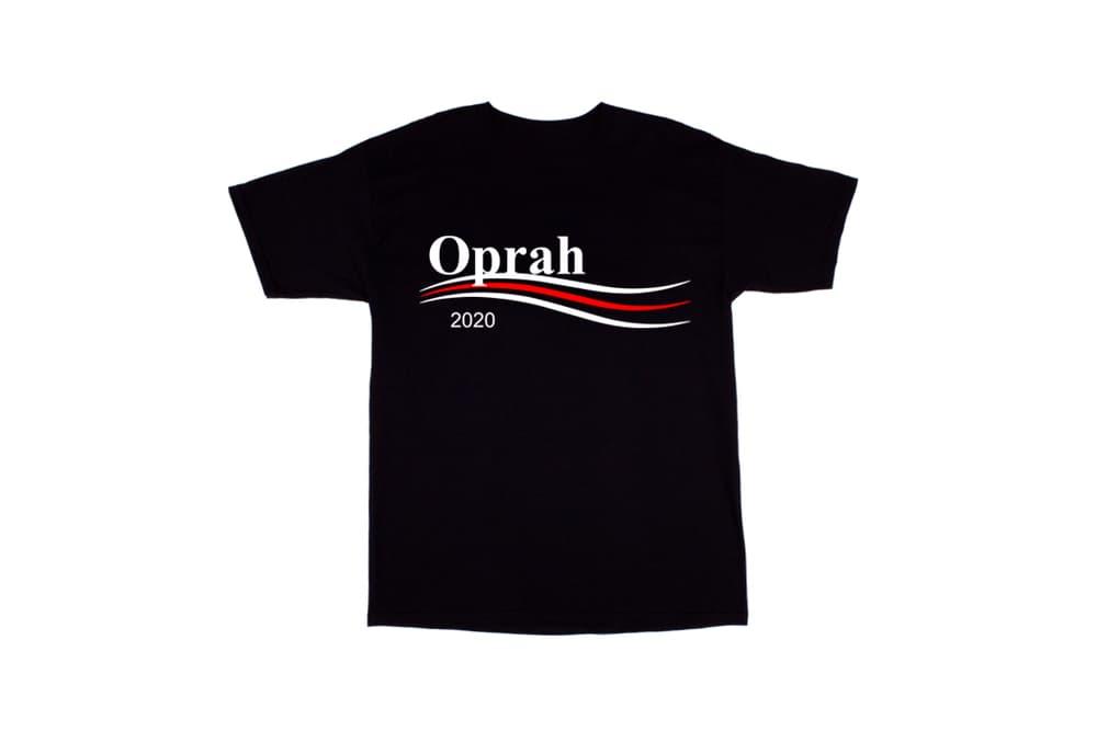 Oprah Winfrey 2020 Presidential Merch Oprah For President A New Day is on the Horizon Golden Globes Speech