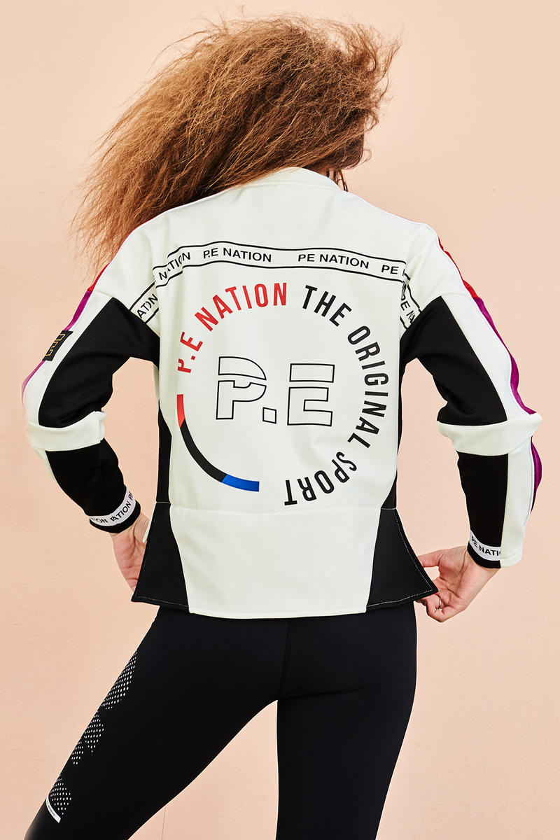 p e nation p.e new era 2018 united in sports boxing womens workout gym apparel leggings tank tops t-shirts shorts sweatshirt
