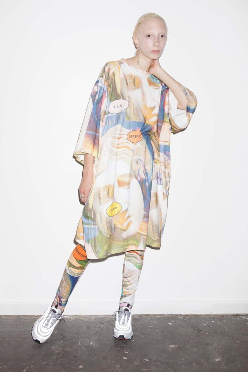P.A.M. Women's Spring/Summer 2018 Lookbook Symbol Dress Leggings