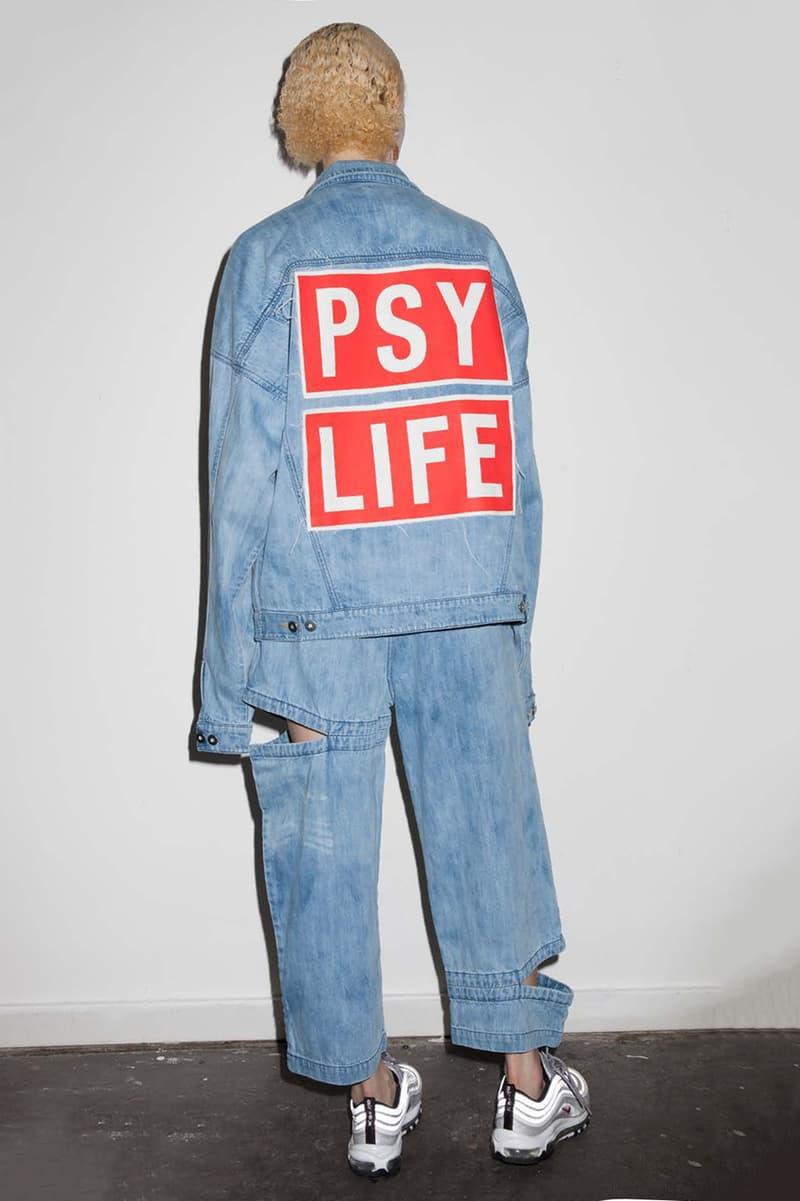 P.A.M. Women's Spring/Summer 2018 Lookbook Denim Jacket Pants